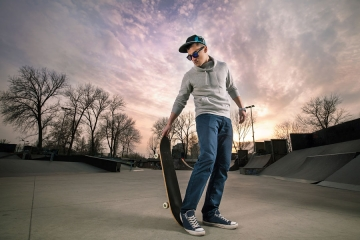 artistic-skateboard