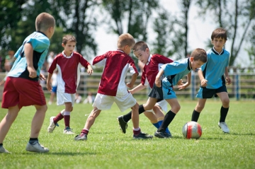 football-children